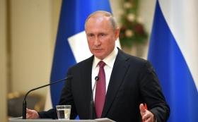 Путин: проект