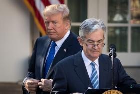 Как действия ФРС