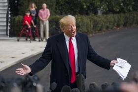 Трамп не исключил