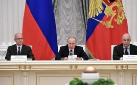 Путин заявил о попытке
