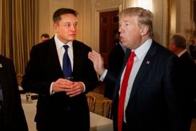 Трамп назвал Илона Маска