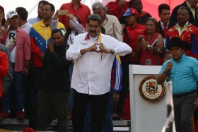 Мадуро обвинил оппозицию