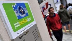 Безработица в