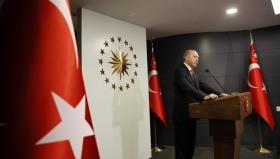 Турция выходит из режима