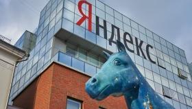 Цена акций Яндекса