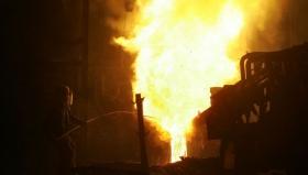 Спрос на сталь в мире в