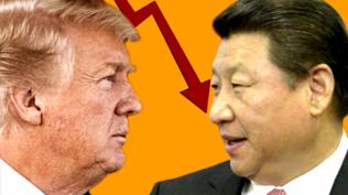 Обвал рынка США